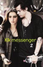 Kik messenger 2 [Harry Styles] by veronicaaa_99