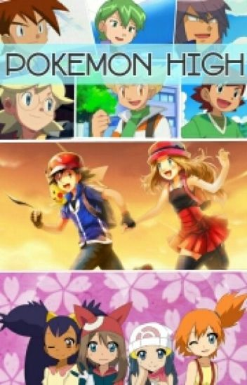 Pokemon High - An Amourshipping Fanfic