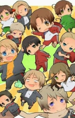 Hetalia X Country Reader