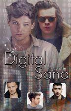 Digital Sand by jaxtom_