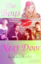 The Boys Next Door by m4dst3r101