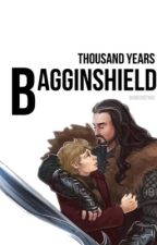 Thousand years - Bagginshield by darkenstxne