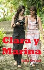 Clara y Marina (ella & ella) by juliabernal88