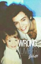 Wrong Number | h.s. by lulas94