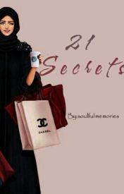 21 Secrets by soulfulmemories