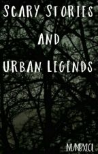 Short Horror Stories and Urban Legends by louissmolinson