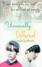 Unusually Different by kimntae