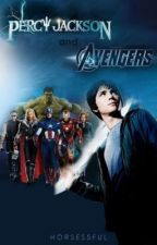 Percy Jackson and the Avengers by book_lover64