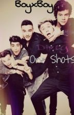 One Direction Dirty One Shots BoyxBoy by Txmlinsxn_Smile
