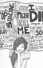 El diario de una chica suicida by GenesisCastillo10