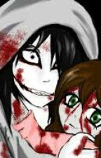 Jeff and......Sally? (Jeff The Killer and Sally Williams) by IcyTheKiller13