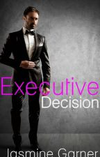 Executive Decision (BWWM Interracial) by jgarnerbooks