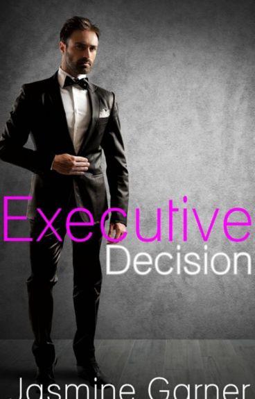 Executive Decision (BWWM Interracial)