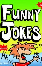 The greatest joke book ever by MorganMcCann0