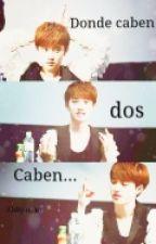 Donde Caben Dos .. CABEN .. by Abby-neko