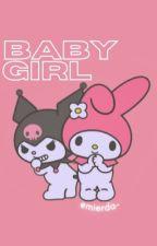baby girl  +  luke h. [KINK / SMUT] by -tokiomike