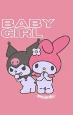 baby girl  +  luke h. [KINK / SMUT] by mierda-