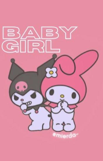 baby girl  +  luke h. [KINK / SMUT]