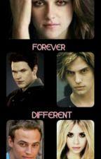 Forever Different by oliviafojt