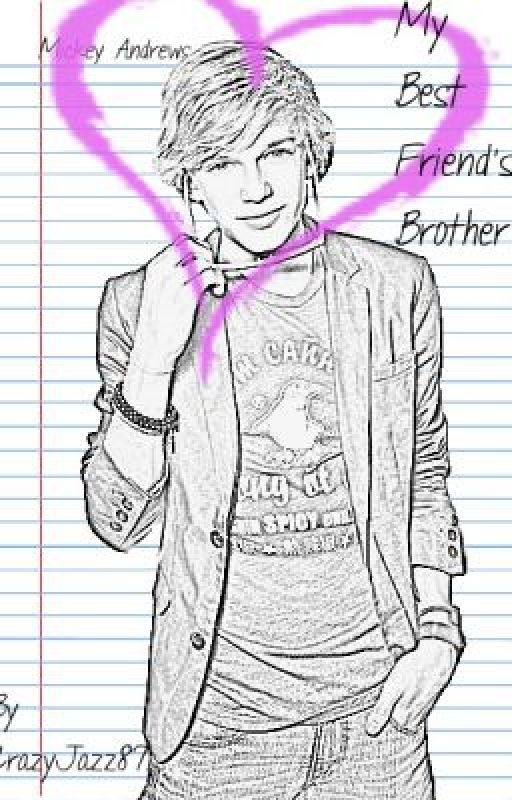 My Best Friends Brother{A Cody Simpson Love Story} by CrazyJazz87