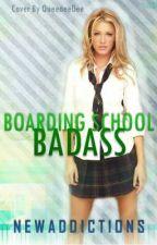 Boarding School Badass by newaddictions