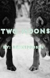 Two Moons by reihippos24