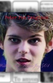 Peter Pan imagines by Sophie-Joy