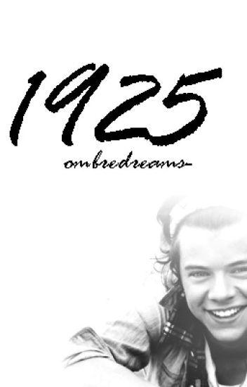 1925 (Harry Styles AU)