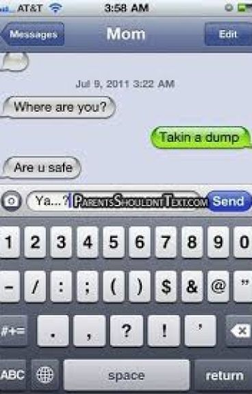 Funny Texting Fails