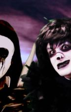 Eyeless Jack vs Laughing Jack by XxLaughing-JackxX
