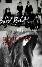 BAD BOY MEET'S DEVIL COLD GIRL(bts fanfiction) by vkookie_yojin