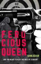 Ferocious Queen by Daneasaur