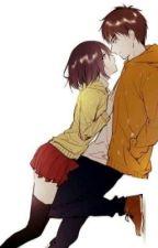 Attack on Titan (Eren x Mikasa) Highschool by Yuuki_Mikasa