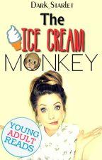 The Ice Cream Monkey by Dark_Starlet