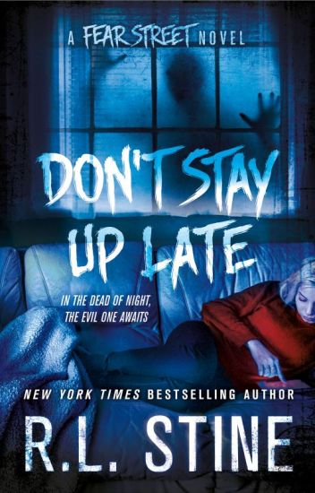 Fear Street: Don't Stay Up Late EXCERPT