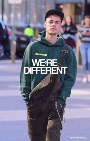 we're different • justin bieber (interracial) | ON HOLD