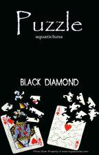 BLACK DIAMOND by aquaticluna