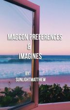 Magcon Preferences & Imagines by sunlightmatthew