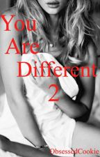 you are different 2 | girlxgirl by ObsessedCookie