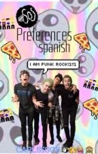 5sos preferences spanish by Carls5SOS