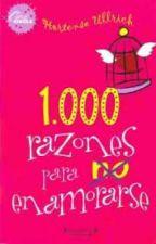 1000 razones para no enamorarse by Tammypaz