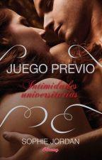 Juego Previo (Sophie Jordan) by Sophie_Illing