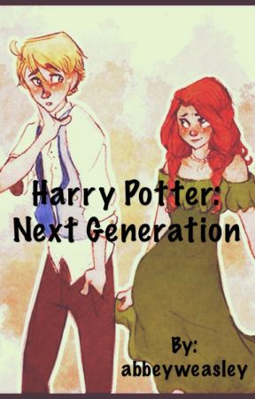 Harry Potter: The Next Generation  by abbeyweasley