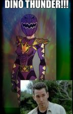 The Ouranosaurus Ranger. (A Power Ranger/ Tommy Oliver love story) by nikkiDynamiteBOOM