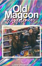 Old Magcon Preferences ✖️ Book #1 by -little-unicorn-girl