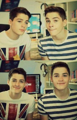 Something Impossible(Jack and Finn Harries FF)