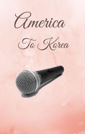 America To Korea by chocolattekiss2
