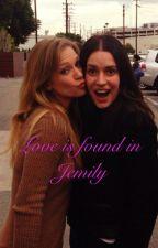 Love is found in jemily by Jauregui_L96