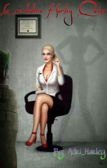 ♠♥La Verdadera Harley Quinn♣♦