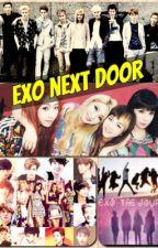 Exo next door {2nexo} by hjanexx